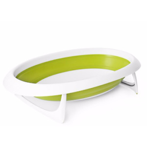 Boon collapsible baby bathtub