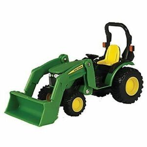 JOHN DEERE - TRACTOR WITH LOADER AT TEDDY N ME