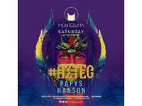 Montezuma London:: Saturday Night DJ Papys