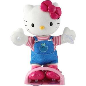Hello Kitty Dance Time Doll - Sticks to Car Window BRAND NEW
