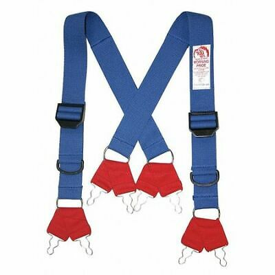 Morning Pride Sp-dfq-xl Fire Fighting Pant Suspenders Non Flame Resistant