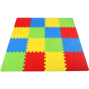 45 kids foam play mats $80