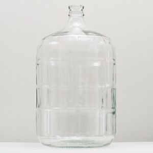 Used 5 Gallon Glass Carboy