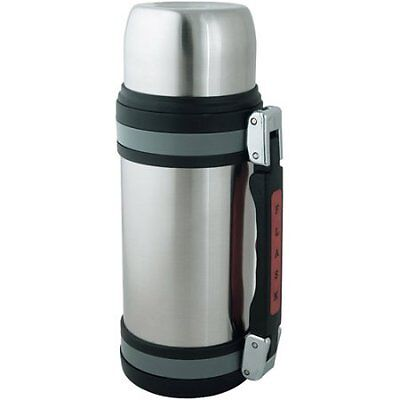 1.0 Liter Vacuum Stainless Steel Bottle with Handle