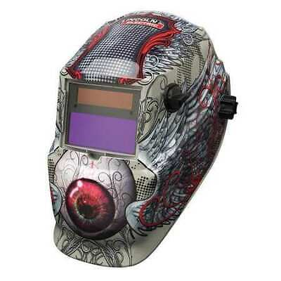 Lincoln Electric K3190-1 Welding Helmet Shade 9 To 13 Tanred