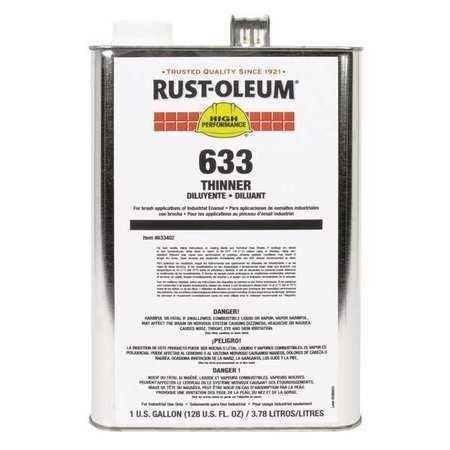 Rust-Oleum 633402 Paint Thinner,1 Gal.