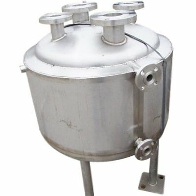 40 Gallon Stainless Steel Jacketed Kettle Tank