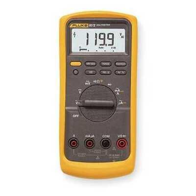 Fluke Fluke-83-v Acdc Industrial Digital Multimeter 6000 Counts