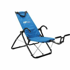 I HAVE A AB LOUNGE CHAIR   IN GREAT SHAPE