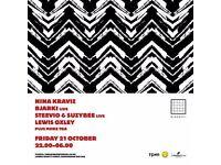 Blackdot Presents Nina Kraviz, Bjarki & more