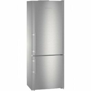 "LIEBHERR 24"" STAINLESS STEEL BOTTOM FREEZER REFRIGERATOR"