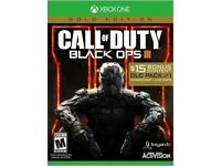 COD BLack ops 3 GOLD EDITION