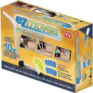 BRAND NEW As Seen on TV EZ Moves Furniture Mover