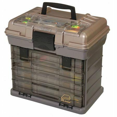 "Plano Molding 137401 Small Parts Storage System, 16-1/2""L X 12""W X 16""H"