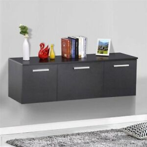 Wall Mount Floating Storage Cabinet