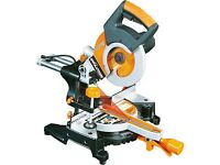 Evolution Mitre Saw - Screwfix Brand