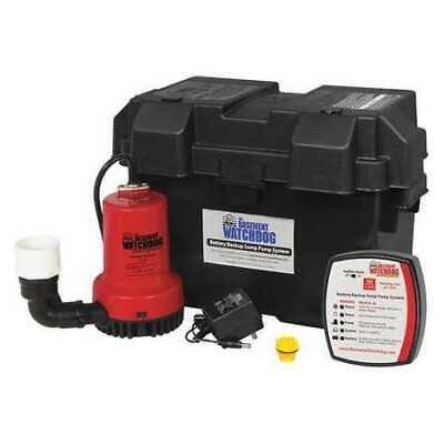 BASEMENT WATCHDOG BWE Emergency Sump Pump