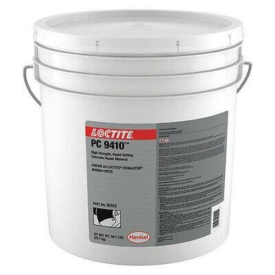 Loctite 235573 2-part 5 Gal. Gray Flooringgrouting Concrete Repair