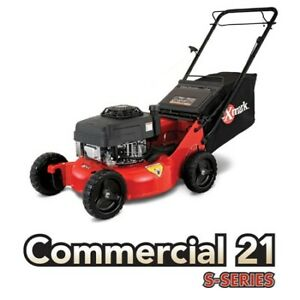 "Exmark ""S"" series lawn mower for sale."