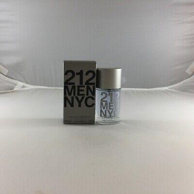 212 Cologne by Carolina Herrera - 1 / 1.0 oz / 30 ml EDT Spray New In Box