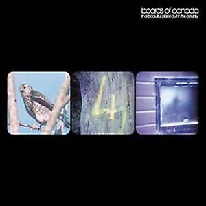 Boards Of Canada In A Beautiful Place Out In The Country CD EP {Brand New}