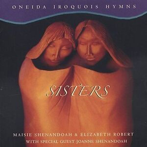 NEW-Sisters-Oneida-Iroquois-Hymns-Audio-CD