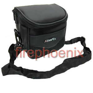 Camera case bag for Fujifilm FinePix Fuji S4200 S4500 S4000 S2950 S3200 S3300HD