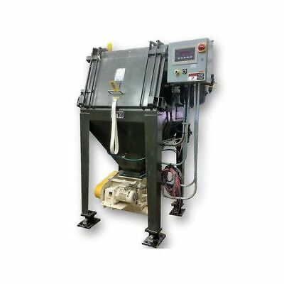 Used Nbe Bag Break Dump Station W Dust Collection And Airlock