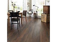 Karndean Knight Luxury Vinyl Floor Tiles, Aged Oak, 10m square (3 packs)