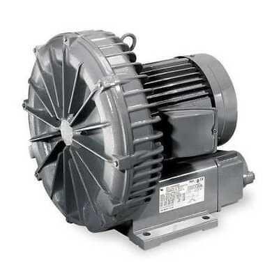 Fuji Electric Vfc200a-7w Regenerative Blower0.33 Hp42 Cfm