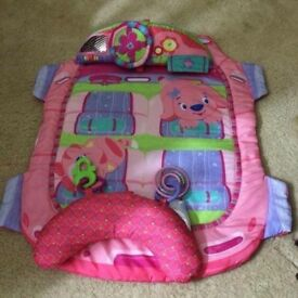 Bright starts tummy time mat