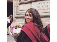 2 Professional Female Graduates Looking for 2 Double Rooms in London Zones 1-2