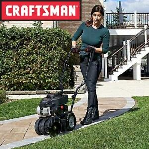 OB CRAFTSMAN 140CC GAS EDGER 25B-55SD799 187447269 LAWN GARDEN OPEN BOX