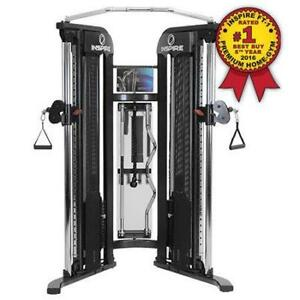 PRECOR TREADMILLS, OCTANE ELLIPTICALS, SCHWINN BIKES INSPIRE MUTLI FUNCTIONAL TRAINERS ON SALE AND IN STOCK!!!