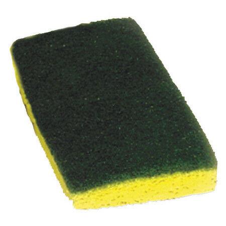 """Tough Guy 2Nth3 Scrubber Sponge,6"""" L,3-1/2"""" W,Pk20"""