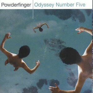 Odyssey Number Five by Powderfinger (CD, Sep-2000, Universal Distribution)