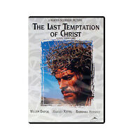 The Last Temptation of Christ (DVD) ***New***