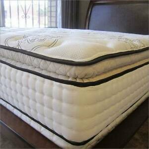 Luxury Mattress from Show Home Staging, SALE Saturday 10am-1pm!!