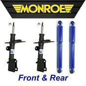 2001 Chrysler Town and Country Struts
