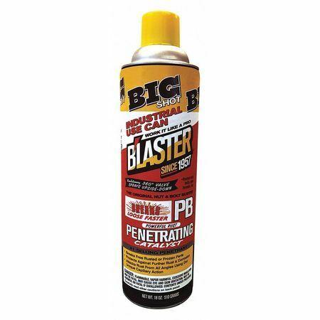 Blaster 26-Pb 18 Oz Penetrating Lubricant Aerosol Can