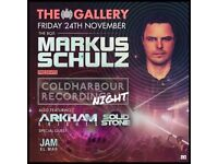 The Gallery: Markus Schulz Pres. Coldharbour Night