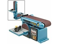belt and disc sander only used once