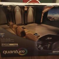 Quantum QX550 1080p Full HD 3D Projector