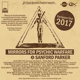 Mirrors For Psychic Warfare (feat Scott Kelly/Neurosis) @ Underworld Camden