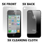iPhone 4 Anti Glare Screen Protector