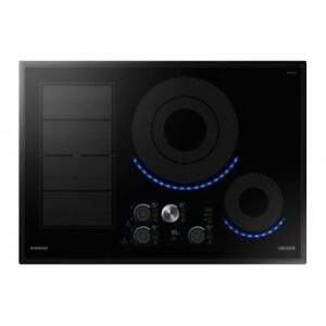 30 inch SAMSUNG CHEF COLLECTION BLACK INDUCTION COOKTOP