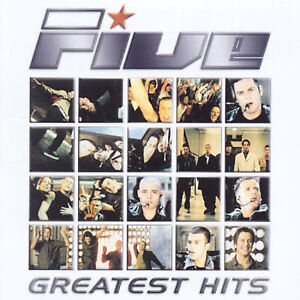 Greatest Hits by Five/5ive (CD, Nov-2001...