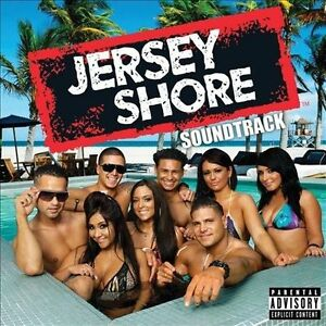 Jersey Shore - Original Soundtrack - CD - NEW ITEM