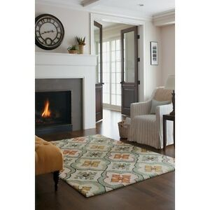 Looking For: Target Threshold Floral Bell Area Rug 7x10