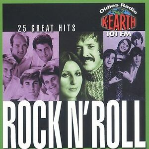 NEW K-Earth Oldies - Motown Soul: Rock N Roll (Audio CD)